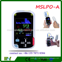 MSLPO-B 2016 Günstige Handpuls-Oximeter mit Bluetooth Wireless Funciton