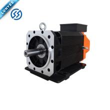 Высокого напряжения Бесщеточный асинхронный 8000 об / мин серводвигатель 30КВТ