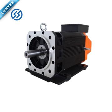 Servomotor asincrónico sin cepillo de alto voltaje de 8000 rpm 30KW