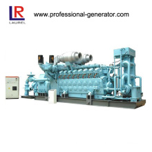150kVA 120kw Liquefied Gas Generator for Sale