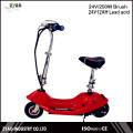 24V Bateria de chumbo ácido 250W Motor Power E-Scooter com Ce