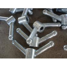 China Hersteller Kalt Aluminium Schmieden Teile