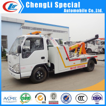 China Isuzu 6-Wheel 3t 5ton Wrecker Tow Truck for Sale