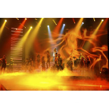 Custom Full Color Electrionic Flexible Led Stage Screen