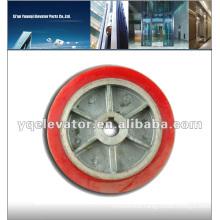 escalator parts Driving wheel 134X28X18