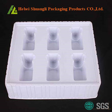 PVC Plastic Ampoule Packaging Tray