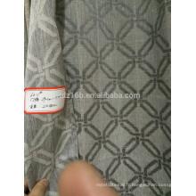 2016 nouvelle arrivée Geometry Design100% Polyester Linen Like Jacquard Rideau