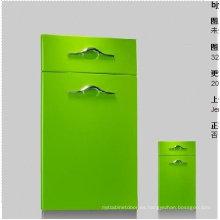 Tablero de barniz para el gabinete de cocina Puerta lacada