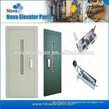 800 * 2000mm Stahl lackiert Schiebe-Manuelle Tür mit günstigen Preis