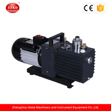 Double/Two Stage Rotary Vane Vacuum Pump