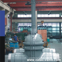 Butt Welded Expanding Gate Valve