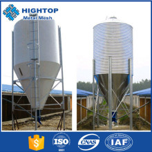 stainless steel chicken farm storage steel silo with free sample