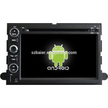 Android 4.4 Mirror-link TPMS DVR car central multimedia for Ford Explorer/Expedition/Mustang/Fusion with GPS/Bluetooth/TV/3G