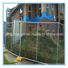 Wholesale Used Galvanized Cheap Events Temporary Fence