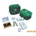 Kit de primeros auxilios de emergencia para viajes (DFFK-028)