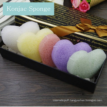 100% Natural Activated Konjac Sponge and Eco-Friendly Sponge