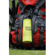 Ssf-580/Ssf-780 Tainless Steel Single Wall Outdoor Sports Water Bottle Ssf-580