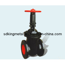 125lbs OS&Y Cast Iron Gate Valve