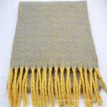 2020 popular winter pashmina scarf  super soft hand feeling with long fringes