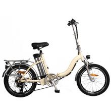 Classic Electric Folding Light City Bike with 250W Rear Motor