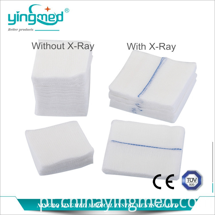 Gauze Swab With X Ray