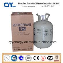 Gaz frigorigène R12 Haute pureté avec une bonne qualité