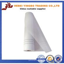 Malla de fibra de vidrio hormigón de refuerzo de vidrio E 45/60 / 125GSM