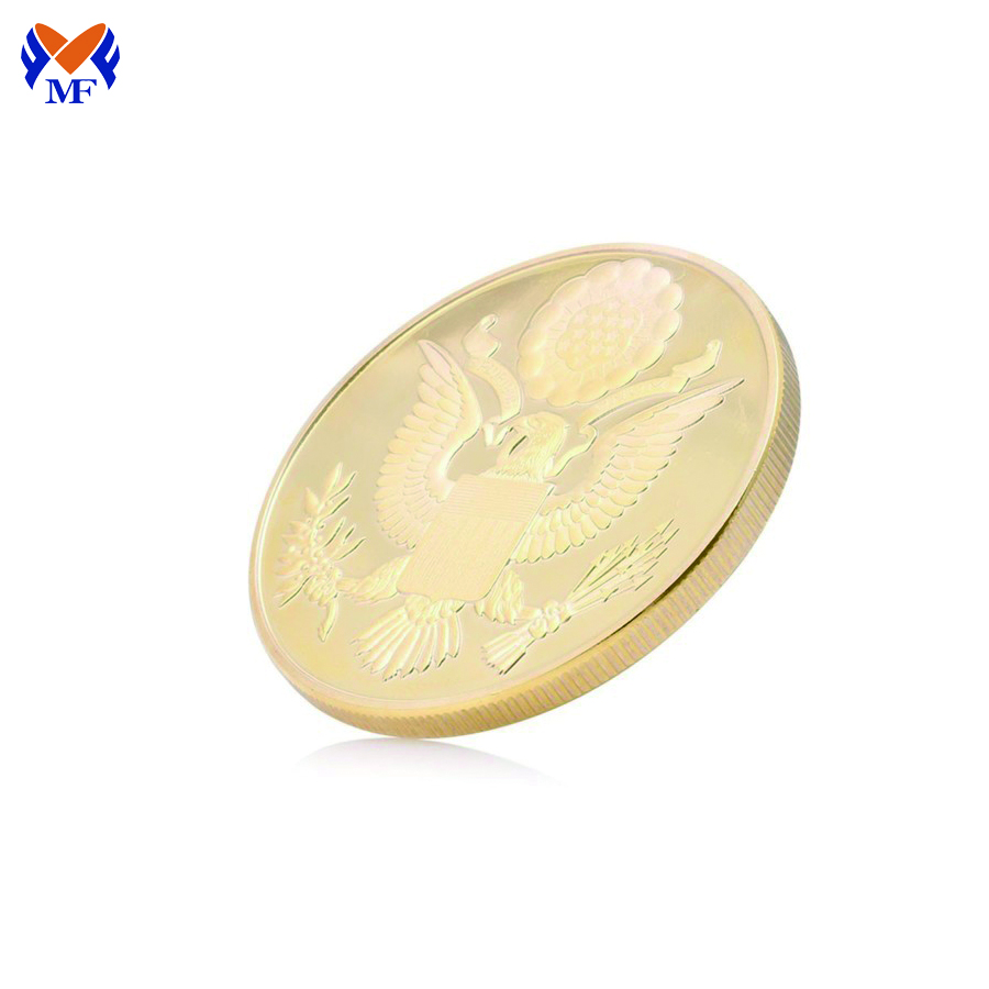 Yellow Gold Coins