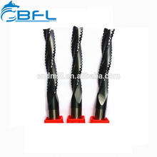 BFL-Sintered Carbide Gold Coating Coarse Teeth Cutter/Rough Milling Cutter With Coating And Coarse Teeth