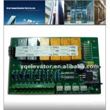 Tablero del PCB del elevador de Schindler ID.NR10001034