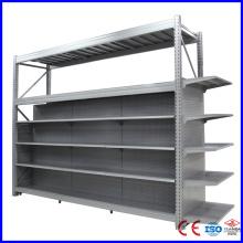 Heavy-Duty Multi-Function Shelf Pegboard Display and Storage Racks