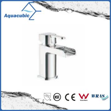 Chromed Solid Brass Body Zinc Single Handle Bathroom Faucet (AF2902-6)