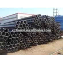 API 5L Gr.B Tubos de aço inoxidável sem costura