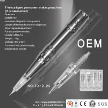Máquina de maquillaje permanente de la aprobación del CE