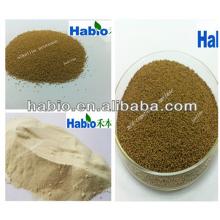 Haute efficacité!! Multi-Enzyme pour poudre à laver, protéase alcaline et lipase alcaline