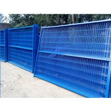 China Fabrik Gute Qualität 100mm * 50mm Mesh Größe Temporäre Zaun