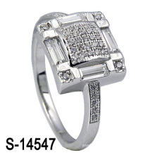 Latest 925 Silver Fashion Jewelry Wedding Ring (S-14547. JPG)