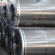 CRNGO Transformador Usado Bobina de acero laminado en frío de grueso laminado en frío de 0,5 mm no de grano