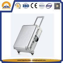 Viajar las ruedas y la caja de la carretilla de aluminio promocional con