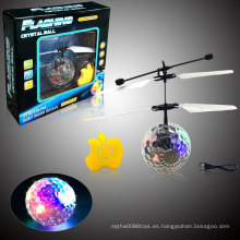 Flying Flash Ball Celestial Cuerpo Novela Electric Inductive Toy