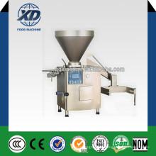 Máquina de enchimento de enchimento elétrica automática da salsicha de vácuo