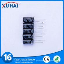 Condensateur électrolytique en aluminium à vente chaude 820UF 200V pour gros