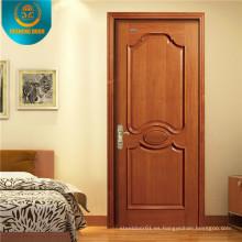 Morden Style Decoration Swing Interior Room Door para Sudamérica
