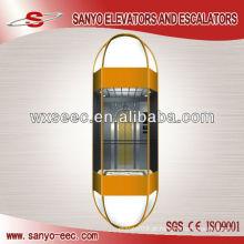 Elevador panorâmico ao ar livre (SEE-CO29)