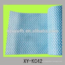 Polyester- und Viskose-Mischvlies-Reinigungstuch