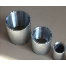 Black carbon steel pipe socktes/couplings
