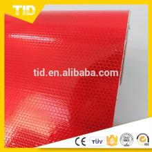 Película reflectante de PVC para publicidad