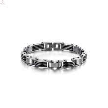 Bracelets en acier inoxydable de couple, dames bracelet étanche