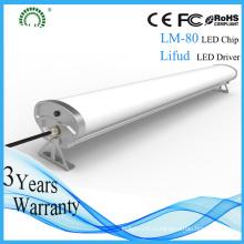 Энергосберегающий промышленный IP65 1.2m LED Triproof Lighting с CE RoHS