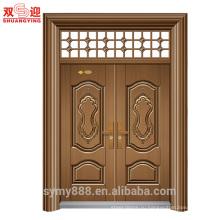 Внешние стальные двери жилых стальные двери и рамы, Китай производство